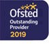 Ofsted Oustanding logo
