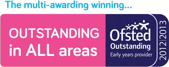 Children's Choice Nursery and Wraparound - Ofsted Outstanding in all areas 2012/13